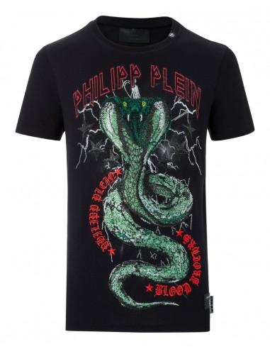 T-Shirt Cobra Snake - altamoda.shop - P18C MTK1943 PJY002N