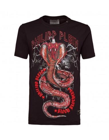 T-Shirt Kobra-Schlange