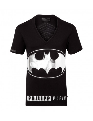 T-Shirt Batman Sign Philipp Plein bij altamoda.shop - FW16HM342728-2