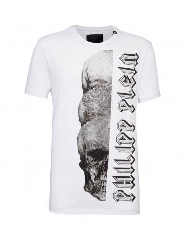 3 Czaszki Kryształki T-Shirt