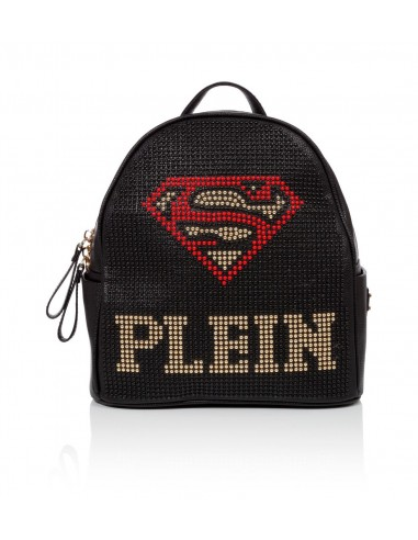 Kinder-Superman Rucksack DC COMICS Philipp Plein bei altamoda.shop - FW16AM922192-1