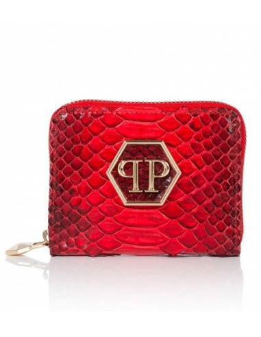 Python Wallet Size S, z Zip Around Philipp Plein at altamoda.shop