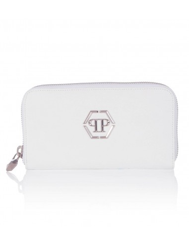 Portefeuille taille L avec fermeture éclair Philipp Plein chez altamoda.shop - S18A WVG0046 PLE004N