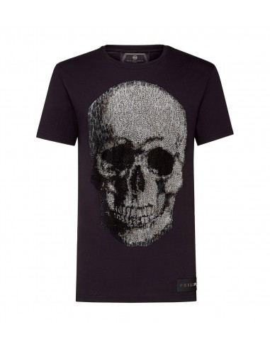 Camiseta Glory de Philipp Plein en altamoda.shop - F18C MTK2497 PJY002N