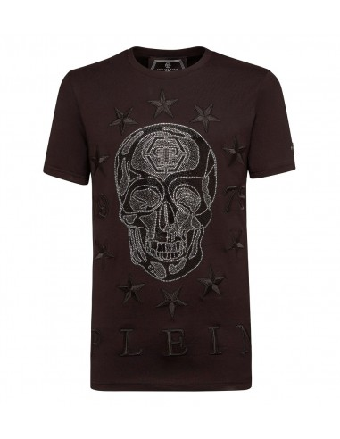 """T-Shirt """"Crâne et étoiles"""