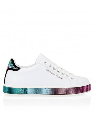 Philipp Plein Low-Top Sneakers Crystal w altamoda.shop - P19S-WSC1313-PLE075N_01