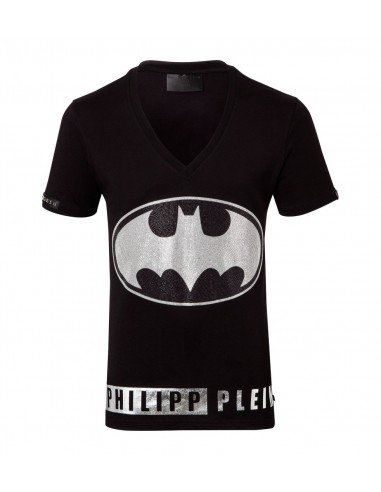 Philipp Plein T-Shirt The Savage Batman at altamoda.shop - FW16 HM342728-1