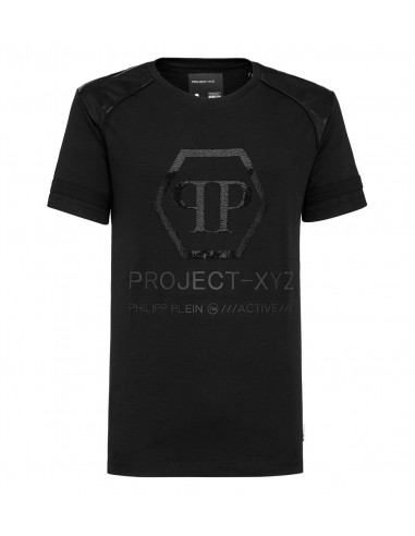 Philipp Plein T-Shirt Plein Active Project XYZ em altamoda.shop