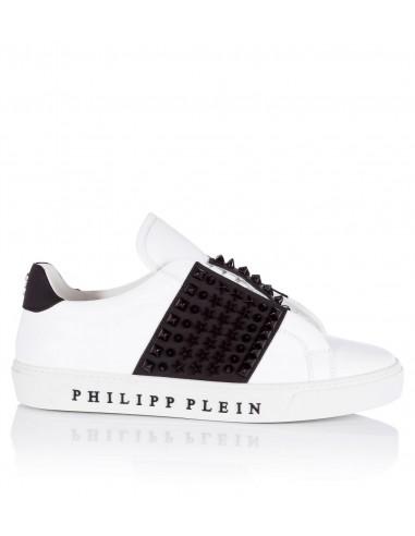 Philipp Plein Slip On Fight Sneakers em altamoda.shop - S18S MSC0514 PCO008N