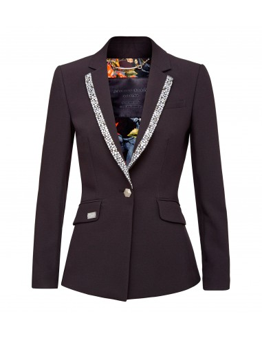 Philipp Plein Bright Blazer Jacket bij altamoda.shop - F18C WRF0123 PTE061N
