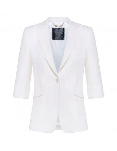 Chaqueta de chaqueta brillante de Philipp Plein en altamoda.shop - P19C WRF0216 PTE109N