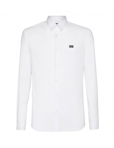 "Philipp Plein Plain Shirt ""Fucking Fresh"" w altamoda.shop"