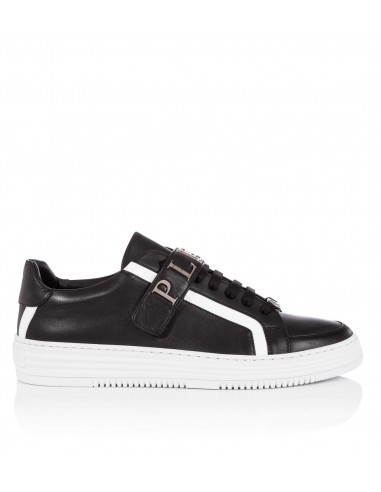 Philipp Plein Low Sneaker with Big Plein Letters at altamoda.shop