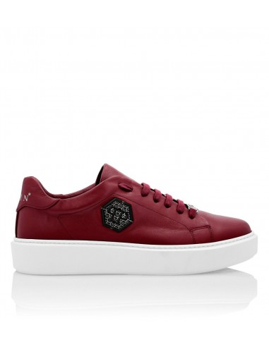Low Sneakers with PP Logo