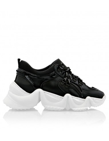 Philipp Plein Neoprene Running Sneakers at altamoda.shop - A19S WSC1580 PCO008N