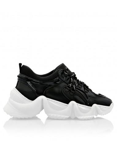Philipp Plein Neoprene Running Sneakers em altamoda.shop - A19S WSC1580 PCO008N