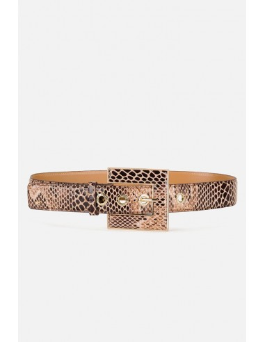 Elisabetta Franchi Exotic belt - altamoda.shop - CT63S05EC