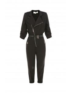 Elisabetta Franchi Jumpsuit with front Zip